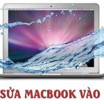 Cách sửa macbook vào nước nhanh nhất